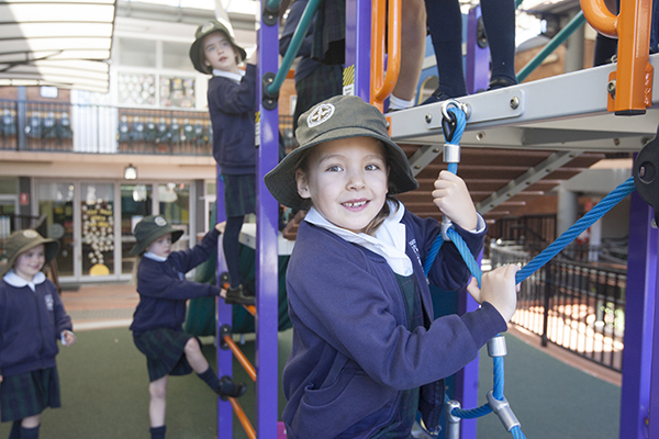 St Patricks Catholic Primary School Summer Hill Outdoor Learning